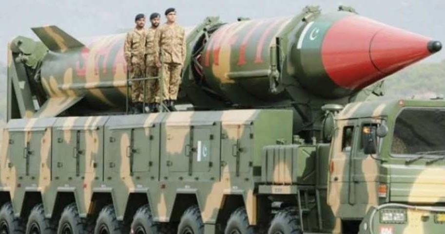 Ghaznavi Missile