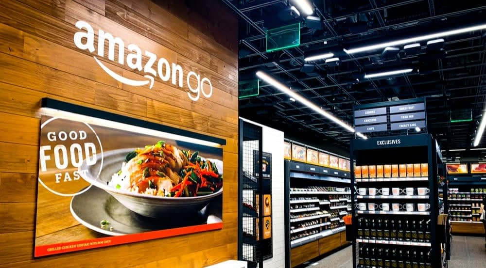 Amazon cashless Go system to other retailers
