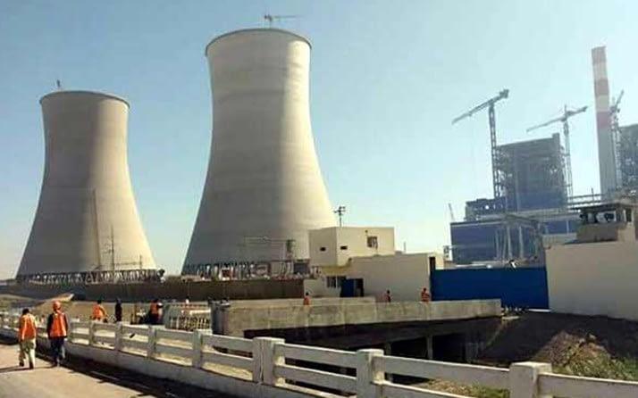 Port Qasim plant