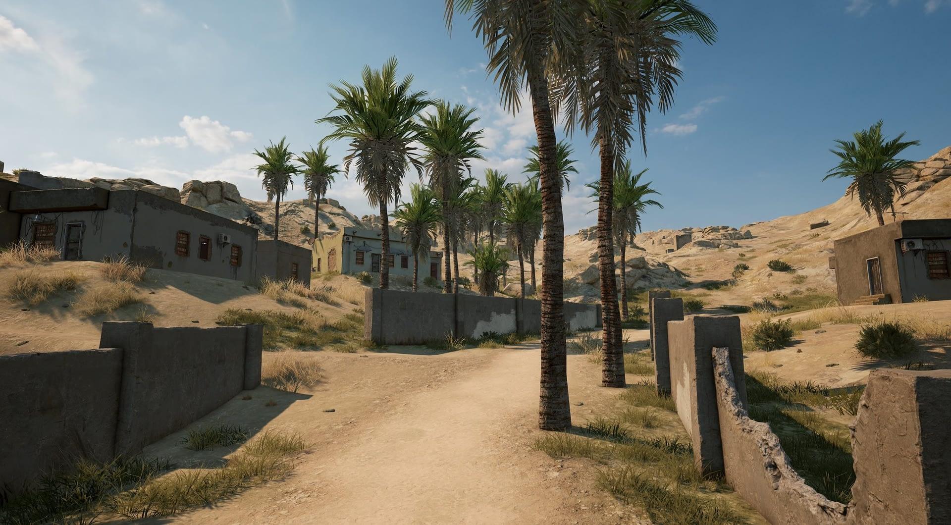 pubg new map